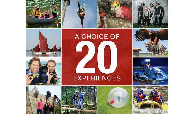 Action and Adventure for Two Gift Experience