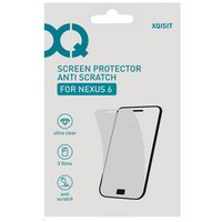 Xqisit - Screen - Protector - for Nexus 6 - 3 pieces