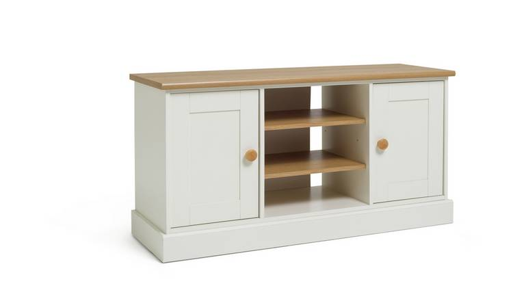 Habitat Winchester 2 Door Sideboard & TV Unit - Two Tone