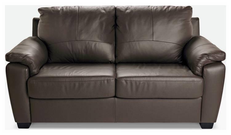 Buy Argos Home Antonio 2 Seater Sofa Bed Chocolate Sofa Beds