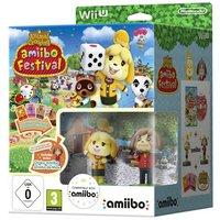 Animal Crossing - Amiibo Festival - Wii U - Game
