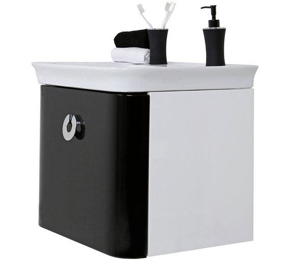 buy premier housewares adelphi under sink bathroom cabinet. Black Bedroom Furniture Sets. Home Design Ideas