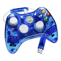 Rock Candy Blue Controller for Xbox 360