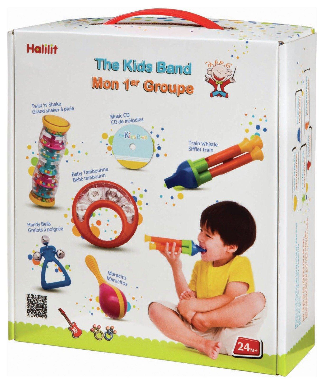 Halilit The Kids Band.