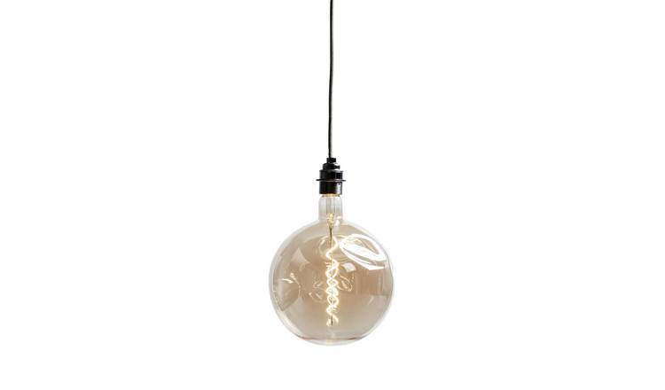 Argos Home Champagne Dipped Edison Bulb