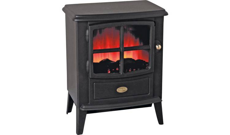 Buy Dimplex Brayford 2kw Electric Freestanding Stove Black Electric Fires Argos