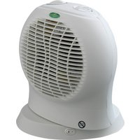 Challenge - 24kW Upright Oscillating - Fan Heater