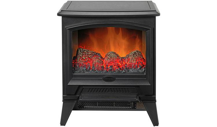 Buy Dimplex Casper 2kw Electric Freestanding Stove Black Electric Fires Argos