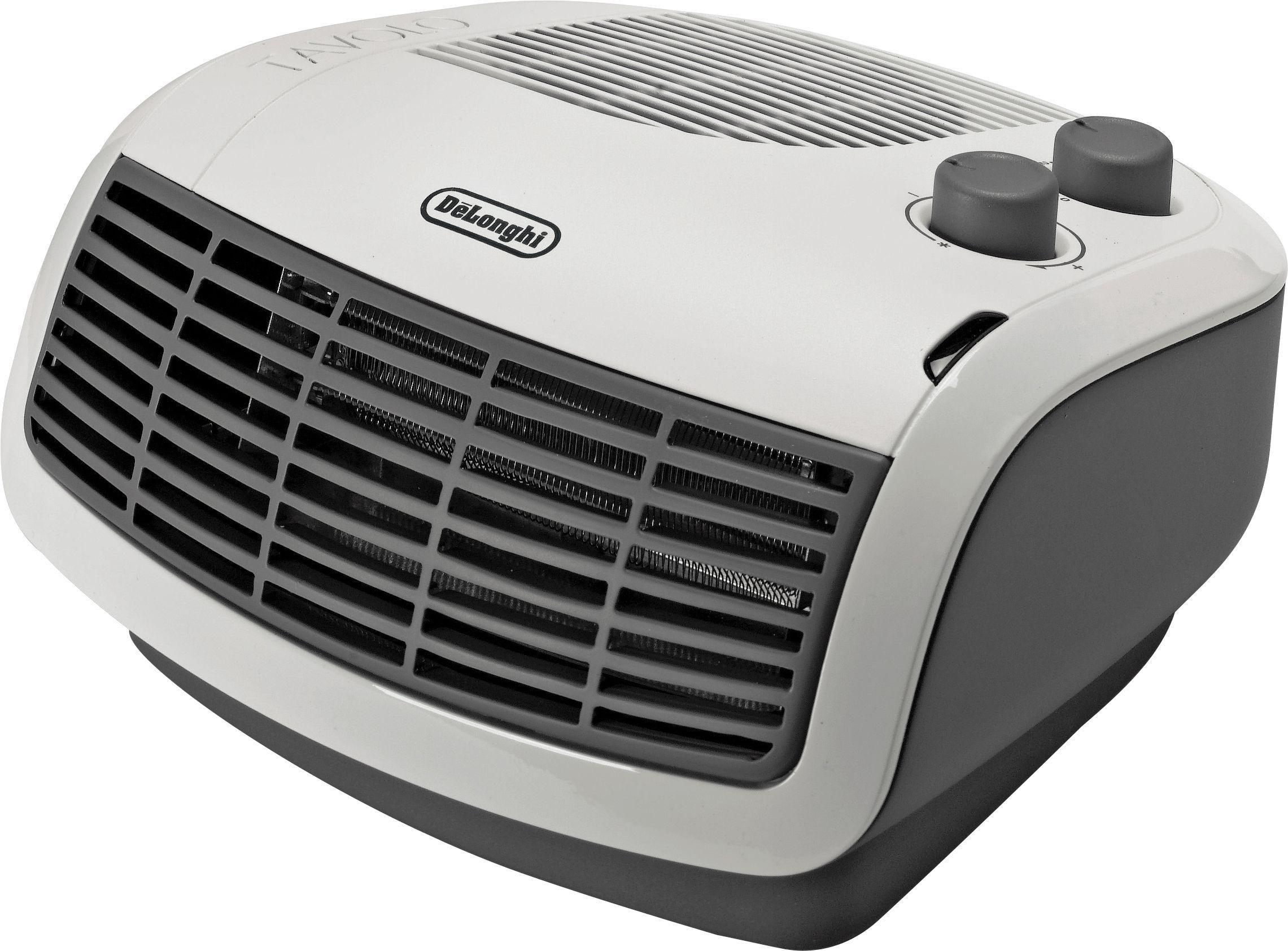 Image of De'Longhi - 3kW Flat - Fan Heater