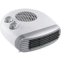 Simple Value - 2kW Flat - Fan Heater
