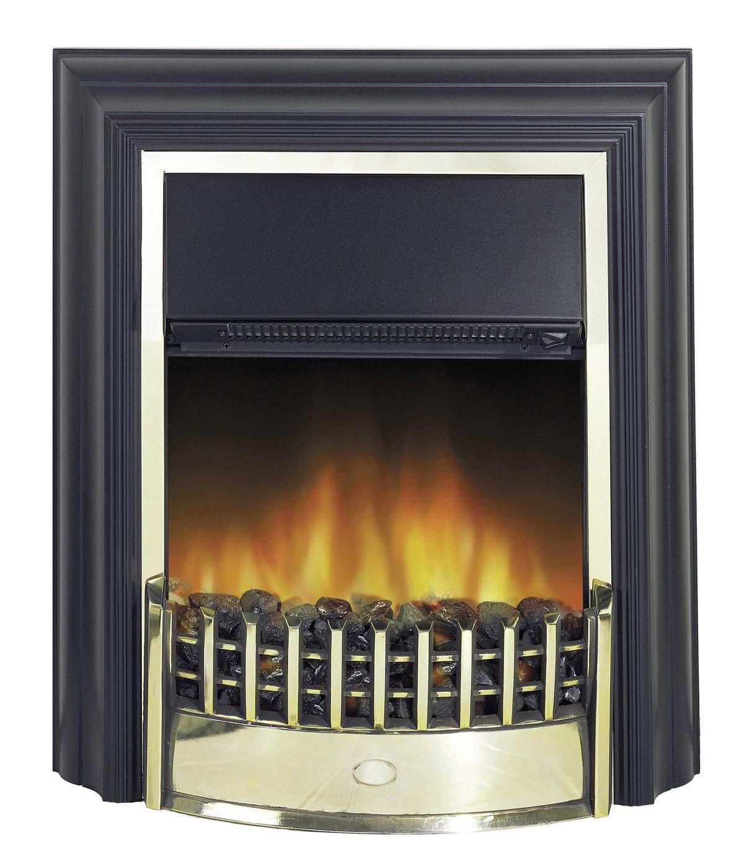 Dimplex Cheriton 2kW Electric Freestanding Fire - Black