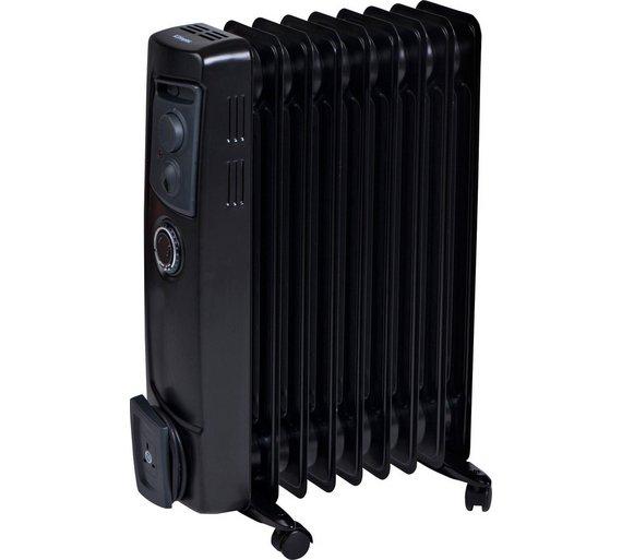 buy dimplex 2kw oil filled radiator with timer at. Black Bedroom Furniture Sets. Home Design Ideas