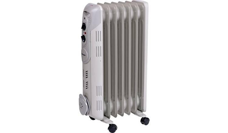 Dimplex Essentials DEOC15 1.5kW Oil Filled Radiator