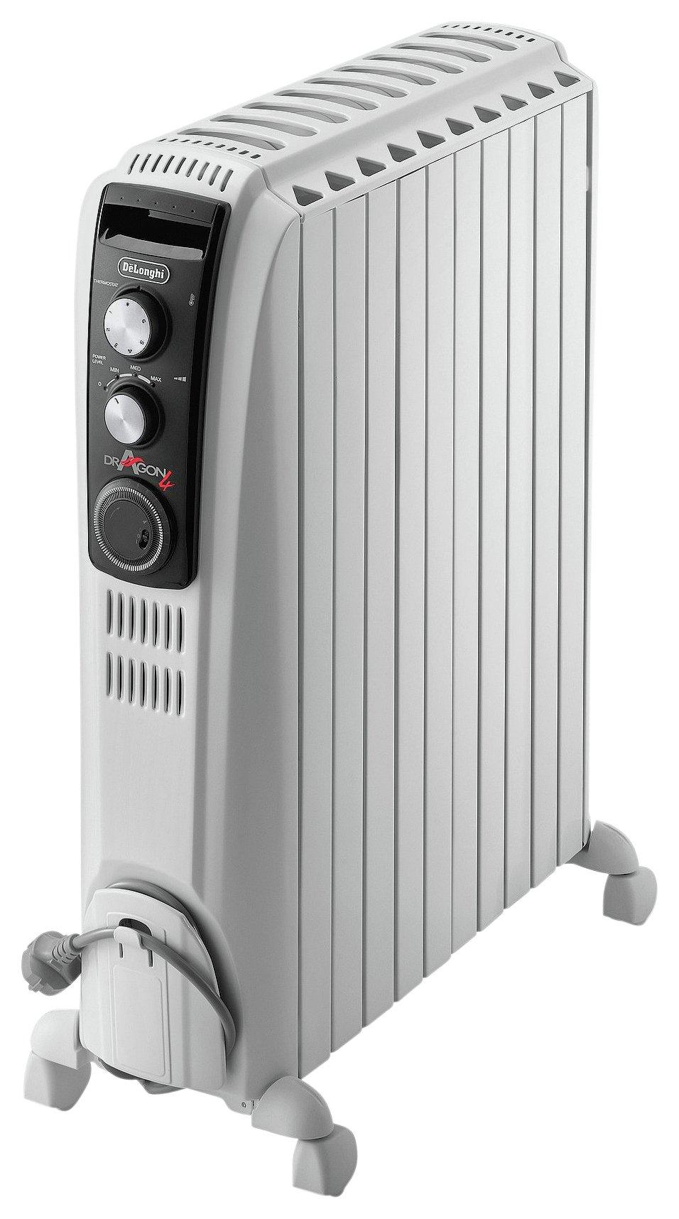 de 39 longhi dragon 4 oil filled radiator review. Black Bedroom Furniture Sets. Home Design Ideas