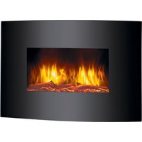 Beldray - Palma Curved - Electric Wall Hung Fire
