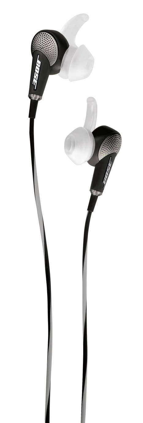 Bose - QuietComfort QC20 In-Ear Headphones- For Apple Devices