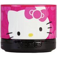 Hello Kitty - Bluetooth Speaker - Pink