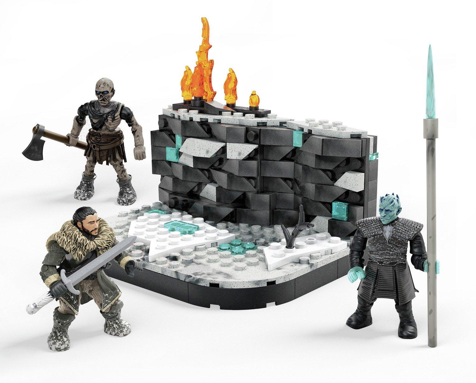 Game of Thrones Mega Construx White Walker Battle