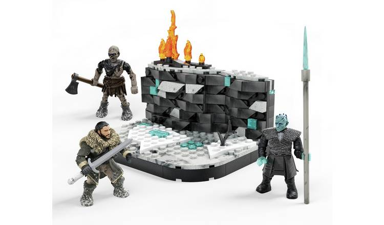 Game of Thrones Mega Construx White Walker Battle