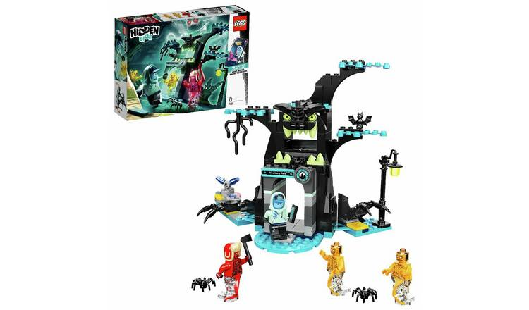 LEGO Hidden Side Welcome Set Interactive AR Games App- 70427