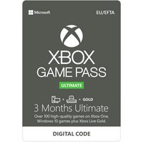 Xbox Game Pass Ultimate 3 Month Digital Download