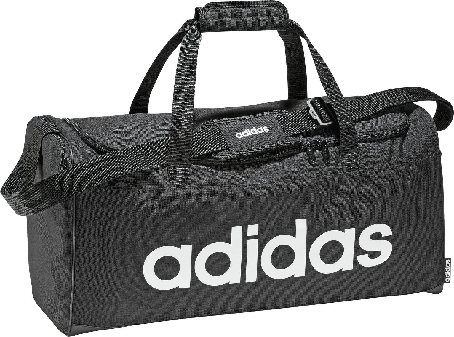 Adidas Linear Medium Black Holdall
