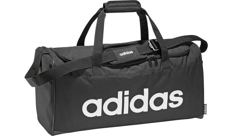 Adidas Linear Medium Black Holdall