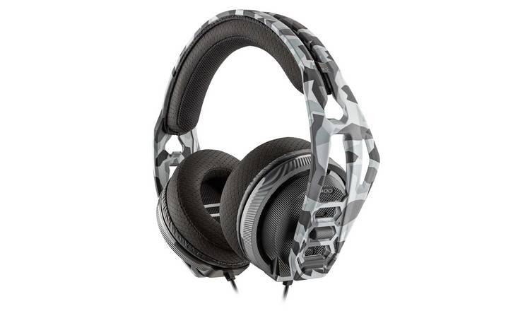 Buy Plantronics RIG 400HS PS4 Headset Arctic Camo | Gaming headsets | Argos