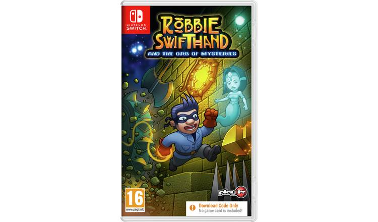 Robbie Swifthand Nintendo Switch Game