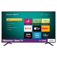 Hisense Roku TV 55 Inch R55B7120UK 4K Smart LED TV with HDR