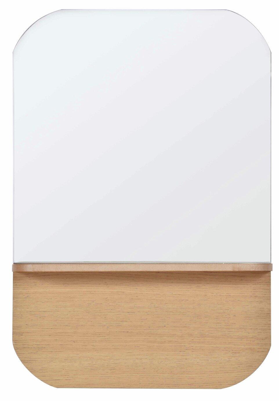 Innova Home Lund Wall Mirror with Shelf