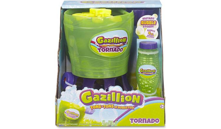 Gazillion Bubbles Tornado 2.0 Bubble Machine