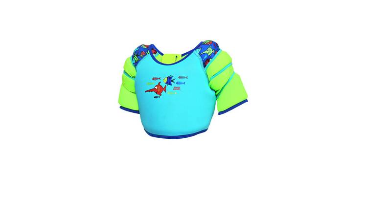 Zoggs Sea Saw Water Wings Vest - 1-2 Years