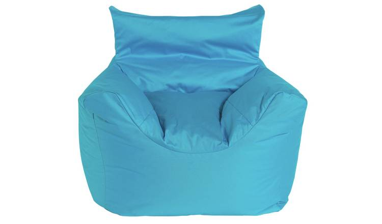 Buy Argos Home Kids Funzee Blue Beanbag Chair Beanbags