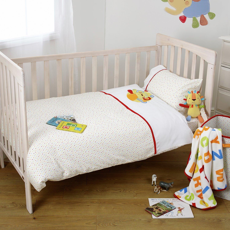 suncrest  jolly jamboree  toddler  bed  duvet set