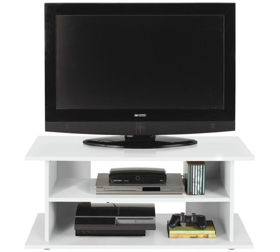 Buy Home Large Tv Unit White At Your Online Shop For Entertainment Units And