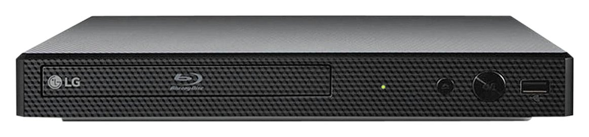 Image of LG - BP250 - Blu-ray/DVD Player.