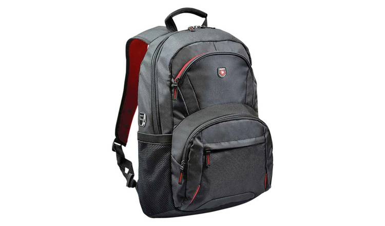 Port Designs Houston 15.6 Inch Laptop Backpack - Black