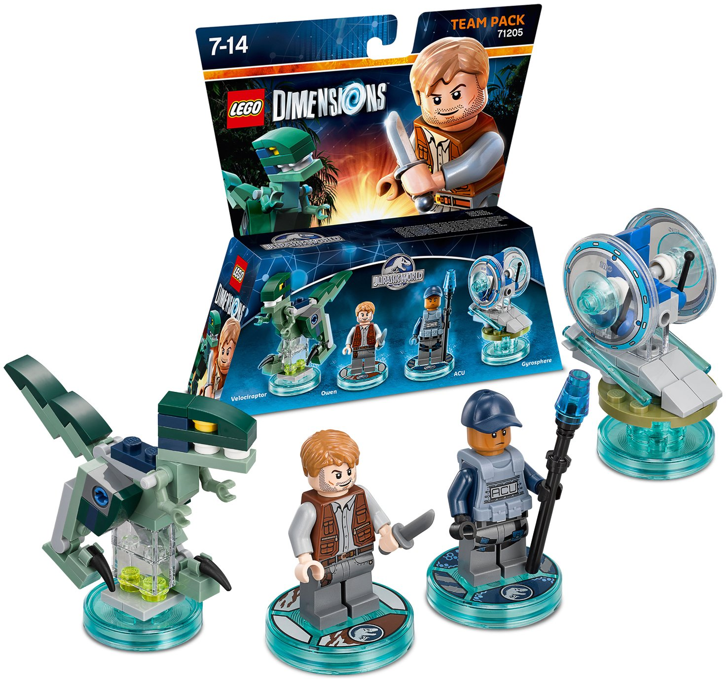 lego-dimensions-jurassic-world-team-pack