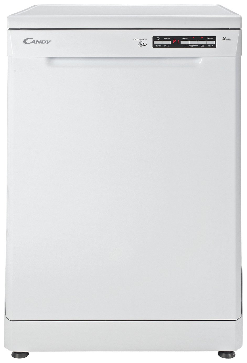 Image of Candy - CDPE6350 - Full Size Dishwasher - Ins/Del/Rec