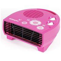 Dimplex - Daisy 2KW Flat - Fan Heater