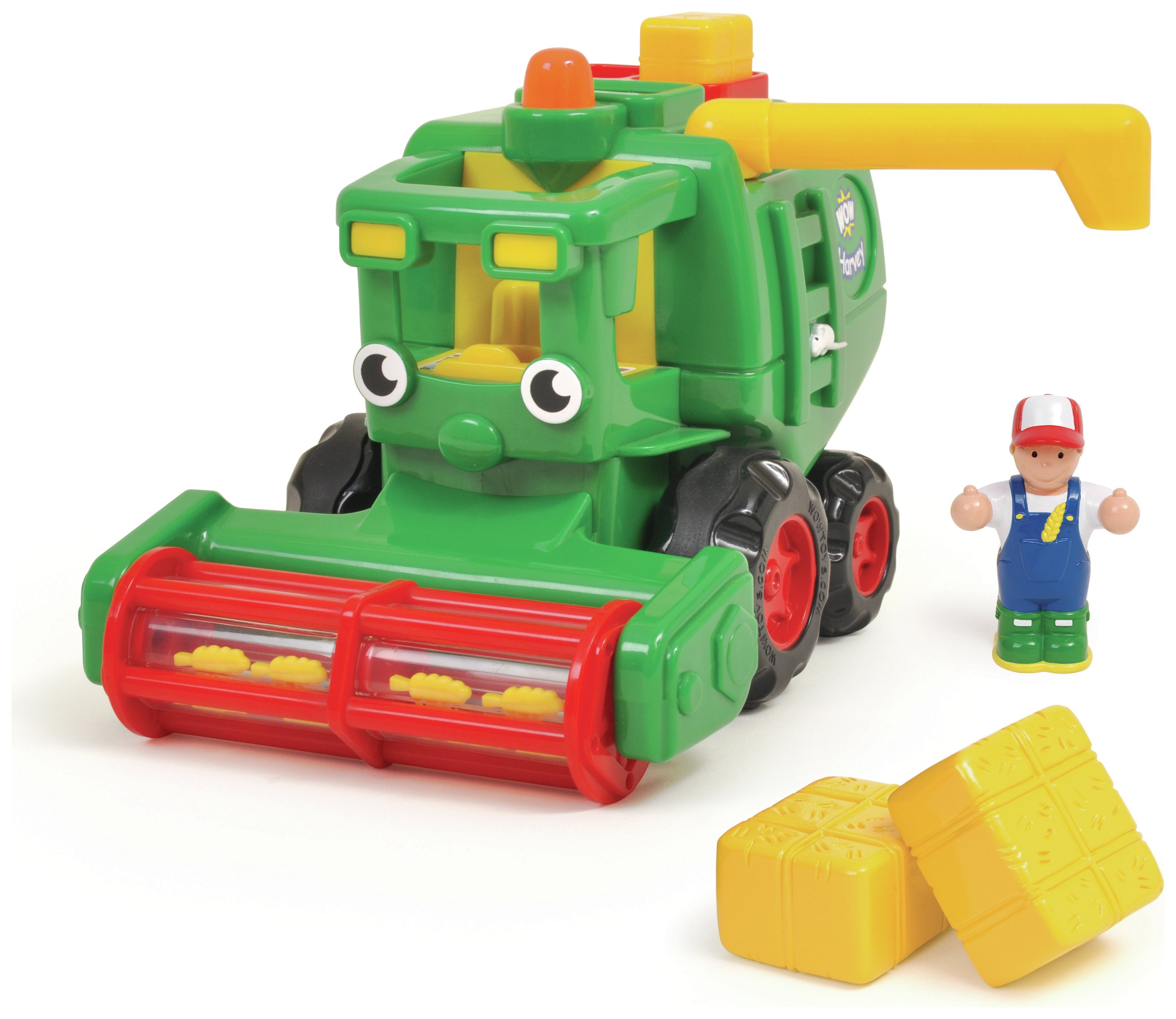 WOW Toys Harvey Harvester.