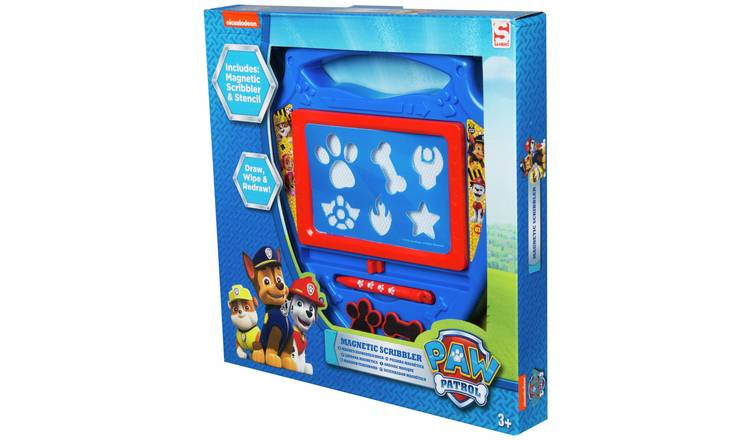 Buy PAW Patrol Medium Magnetic Scribbler | Painting, drawing and colouring toys | Argos