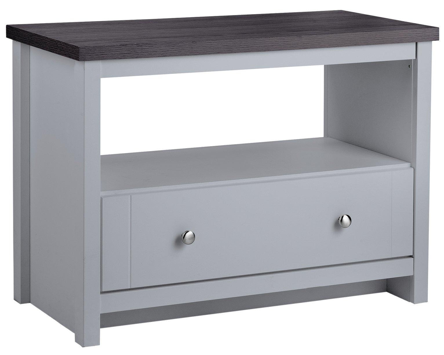 Argos Home Westbury 1 Drawer 1 Shelf Coffee Table