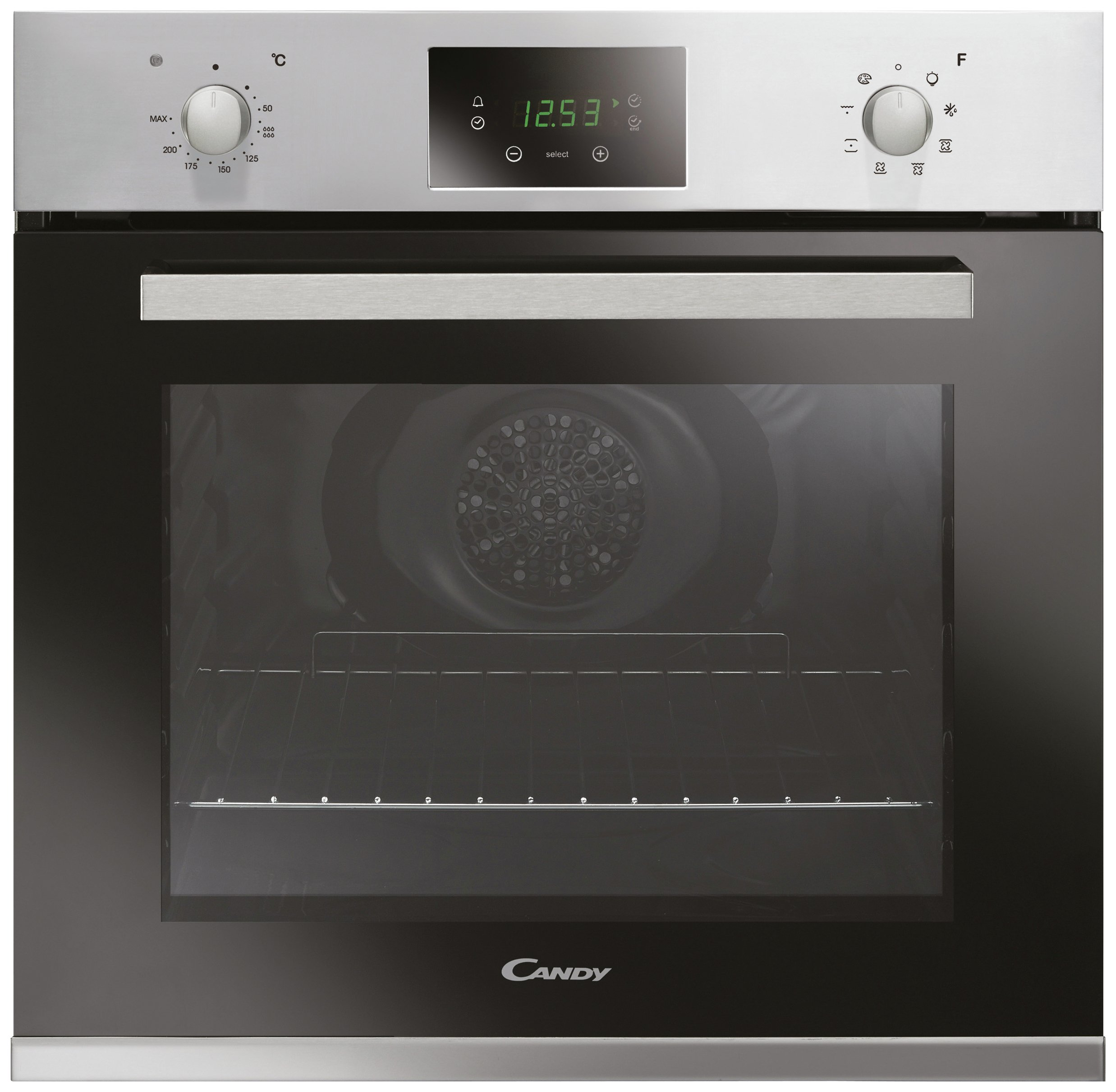 Hoover FPE6071 Electric Oven - Stainless Steel.