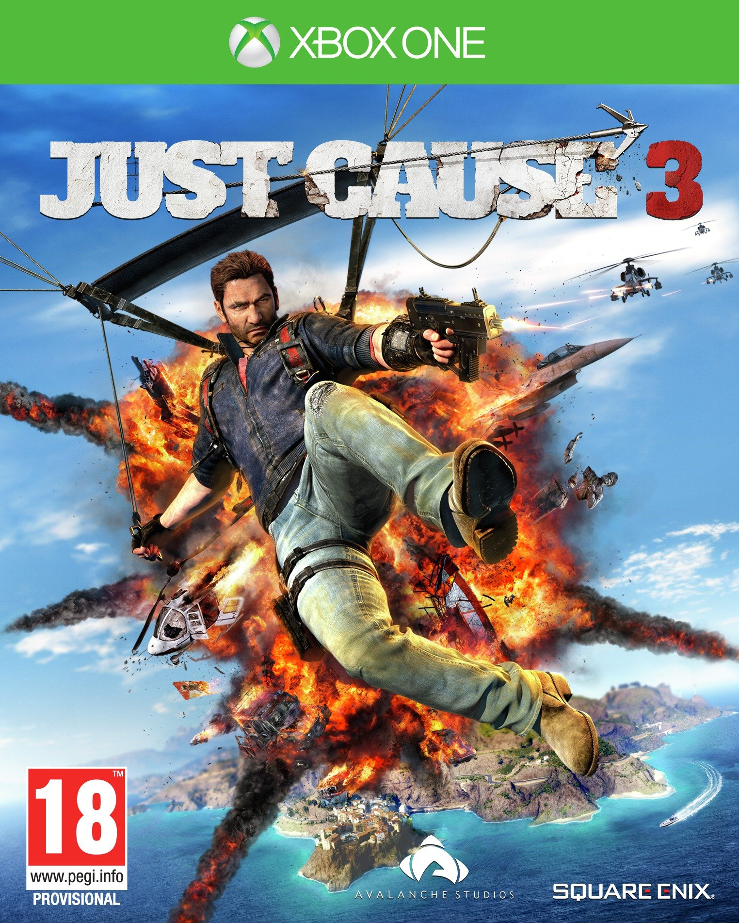 Image of Just Cause 3 - Xbox - One Game.