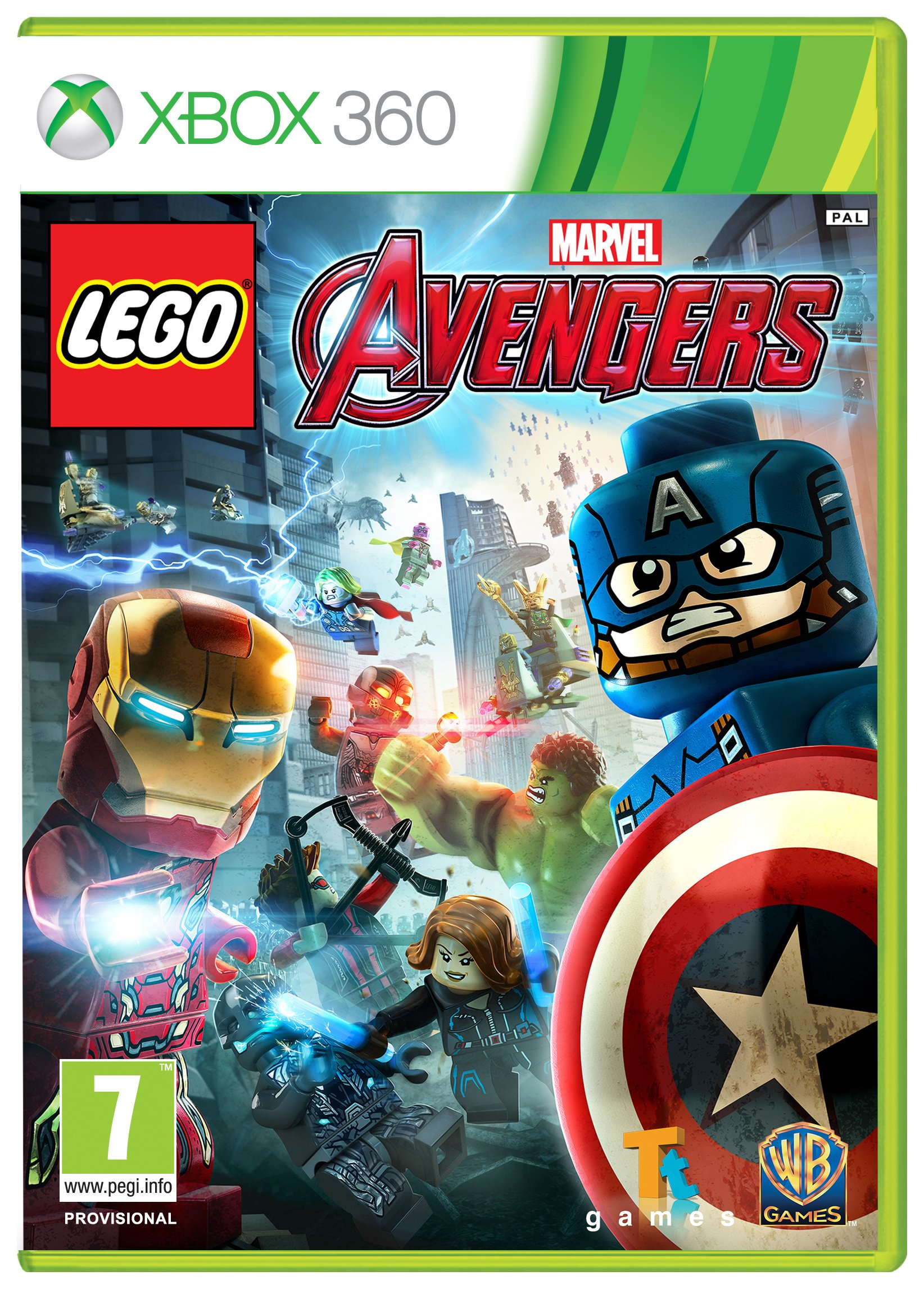 LEGO LEGO Avengers Game - Xbox 360.