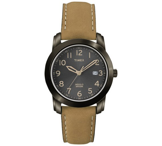 buy timex men s classic watch at argos co uk your online shop timex men s classic watch418 7417