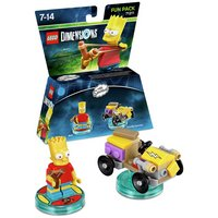 LEGO Dimensions Bart Simpson Fun Pack.