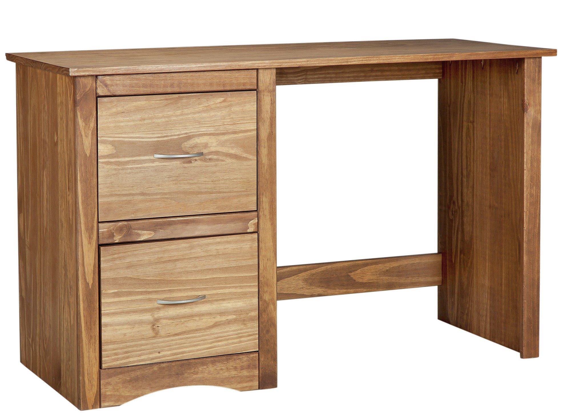 Image of Chester - Desk - Dark Pine